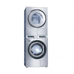 Miele PWT6089 Profitronic L Vario Stacked Commercial Washing Machine & Tumble Dryer