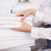 How a Miele commercial ironing system can benefit your B&B